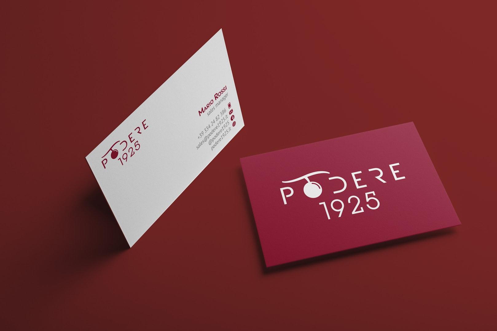 Podere 1925 by Delfi Adv