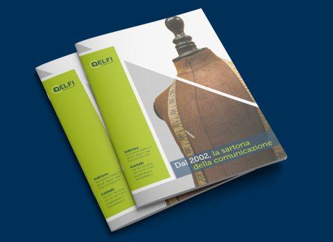 DelfiAdv - Corporate brochure