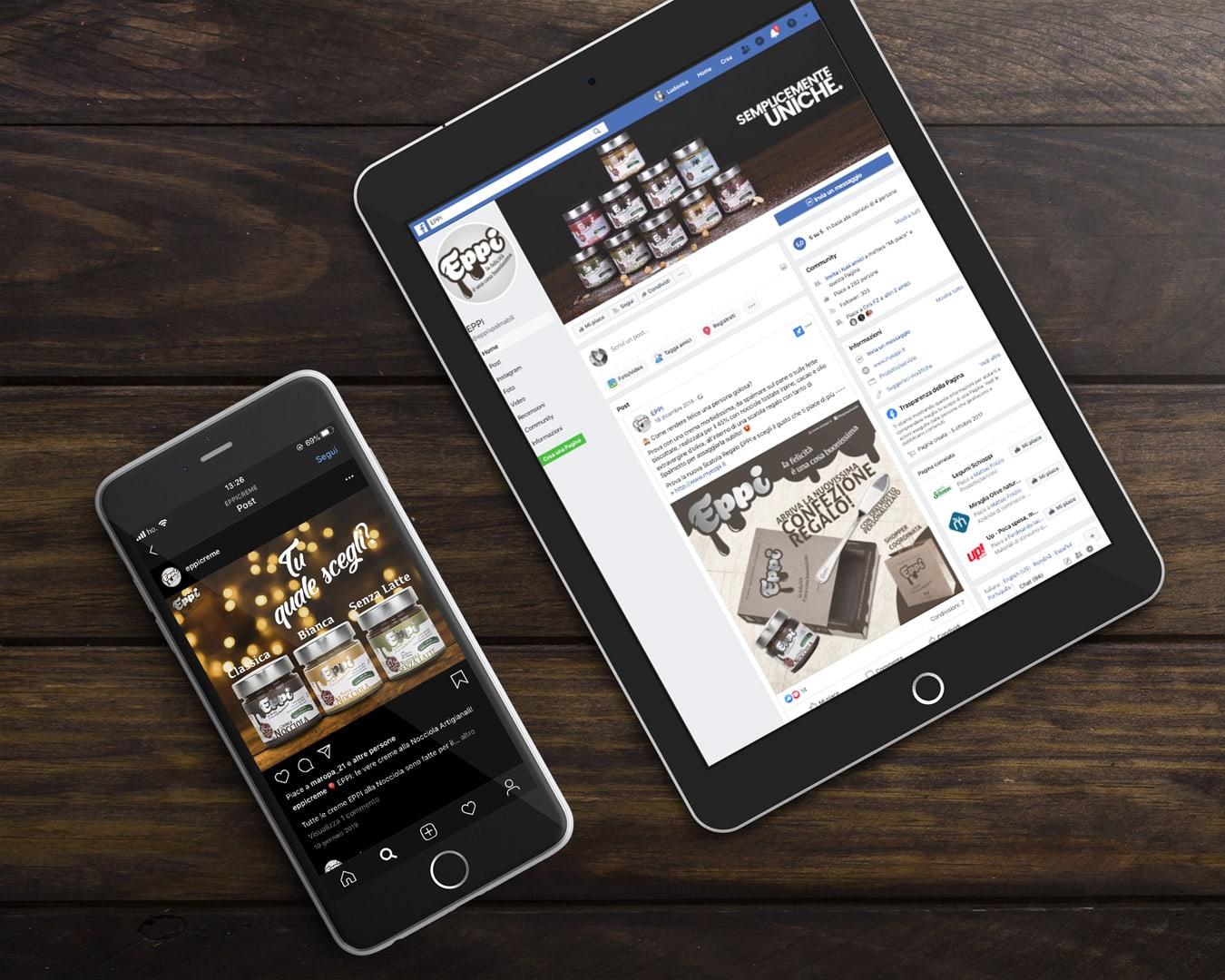 Eppy - Social & contents by DelfiAdv.it