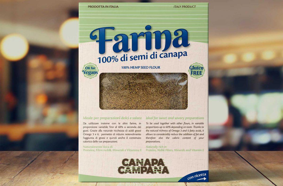 Canapa Campana by Delfi Adv