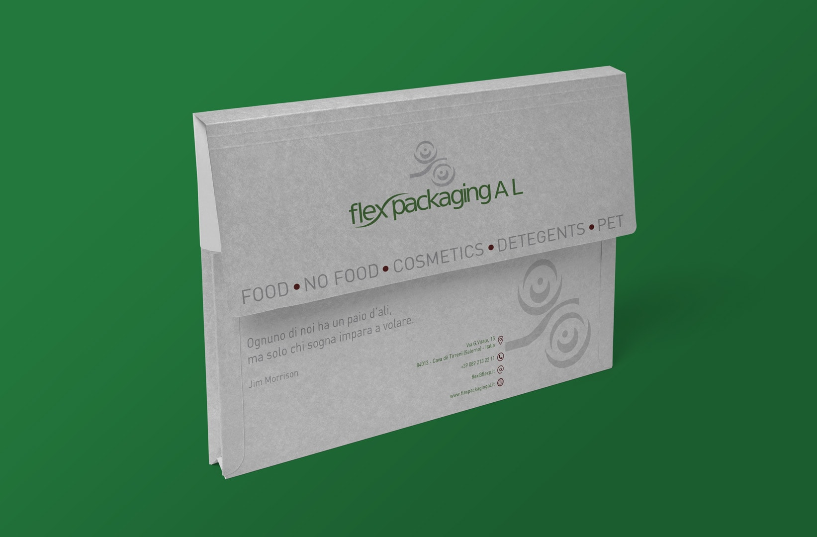 Flexpackaging al spa - Comunicazione by DelfiAdv.it