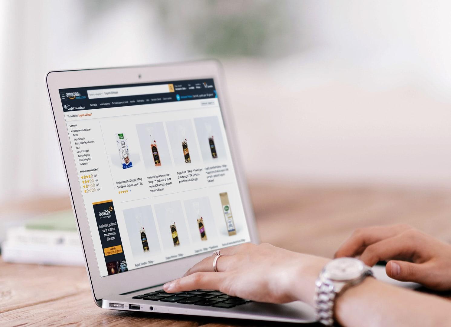 Schioppi Legumi - Amazon Store by DelfiAdv