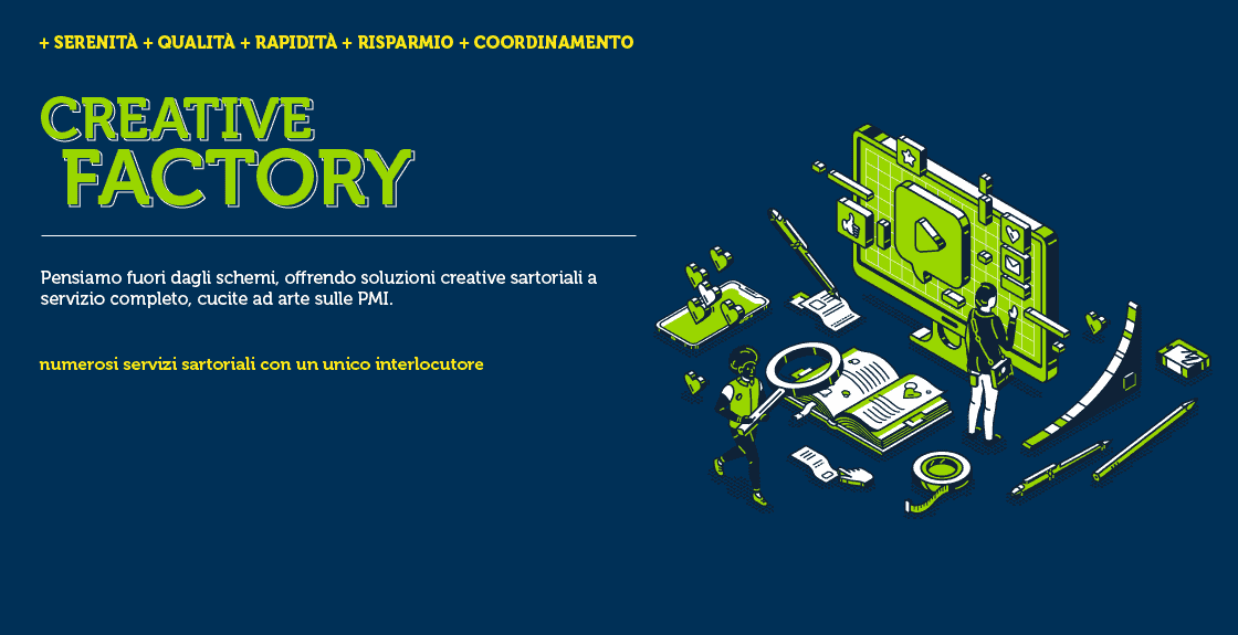 DelfiAdv.it - Creative factory