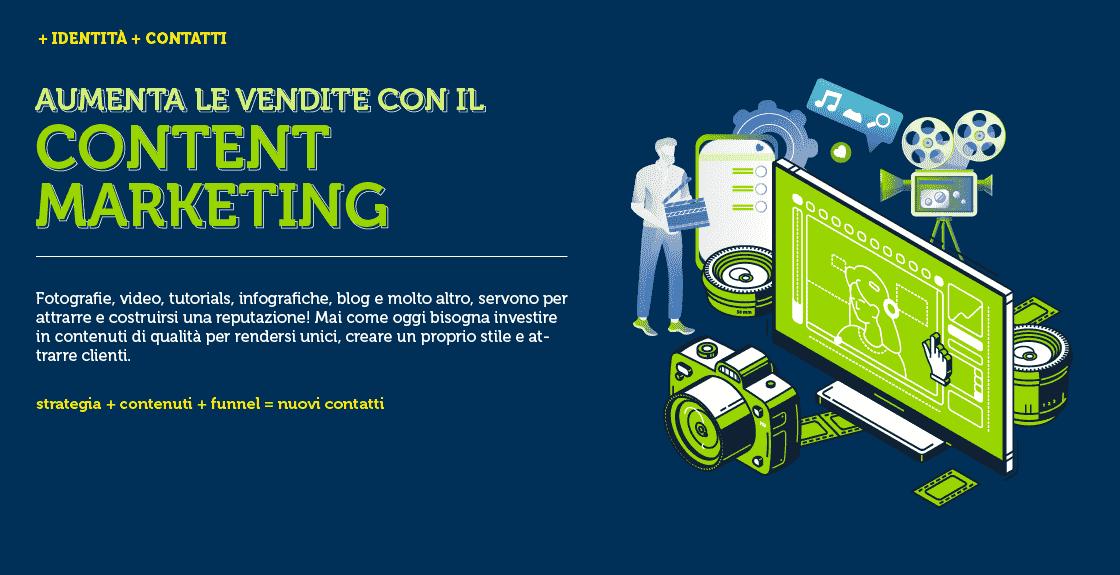 DelfiAdv.it - Content Marketing