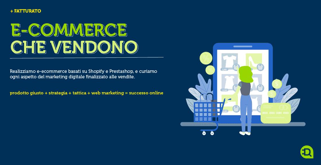 DelfiAdv.it - Ecommerce vincenti shopify e prestashop