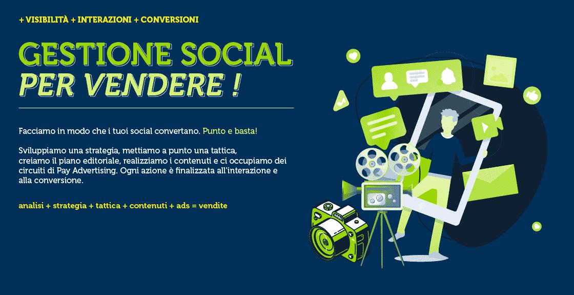 DelfiAdv.it - Gestione social media manager