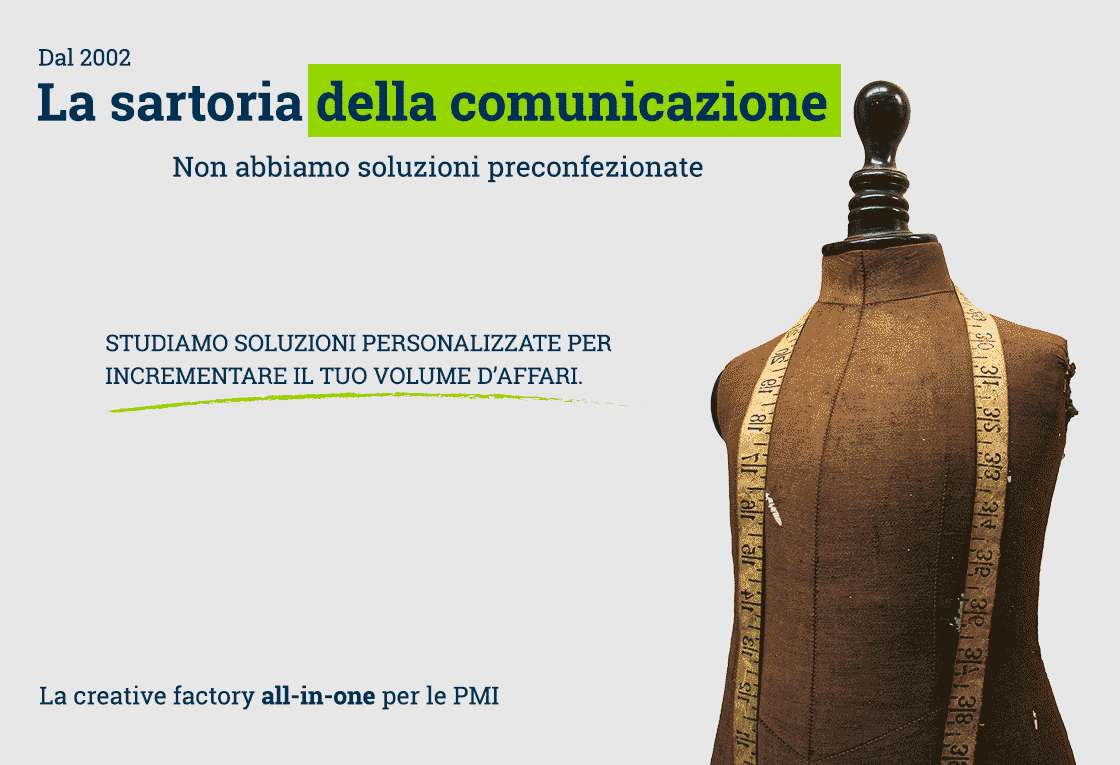 Delfiadv.it - La sartoria della comunicazione - Agenzia comunicazione napoli